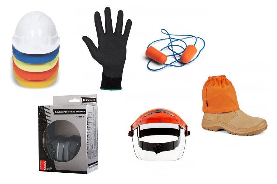 ppe equipment list - Custom Printed Workwear Uniforms Online