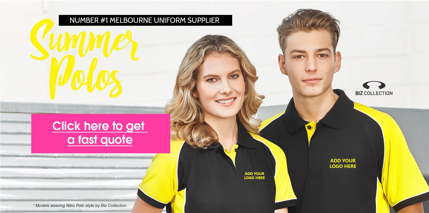 Professional Uniform Services for local Melbourne CBD VIC businesses – Get a Fast Quote