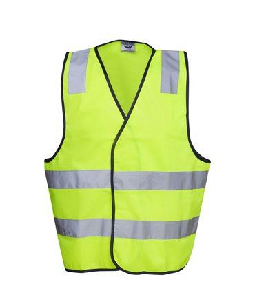 Yellow Security Vests