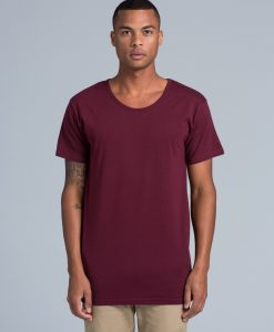 Mens Shadow Tee Front