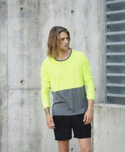 Hi Vis Ragan Shirts from Grind Workwear