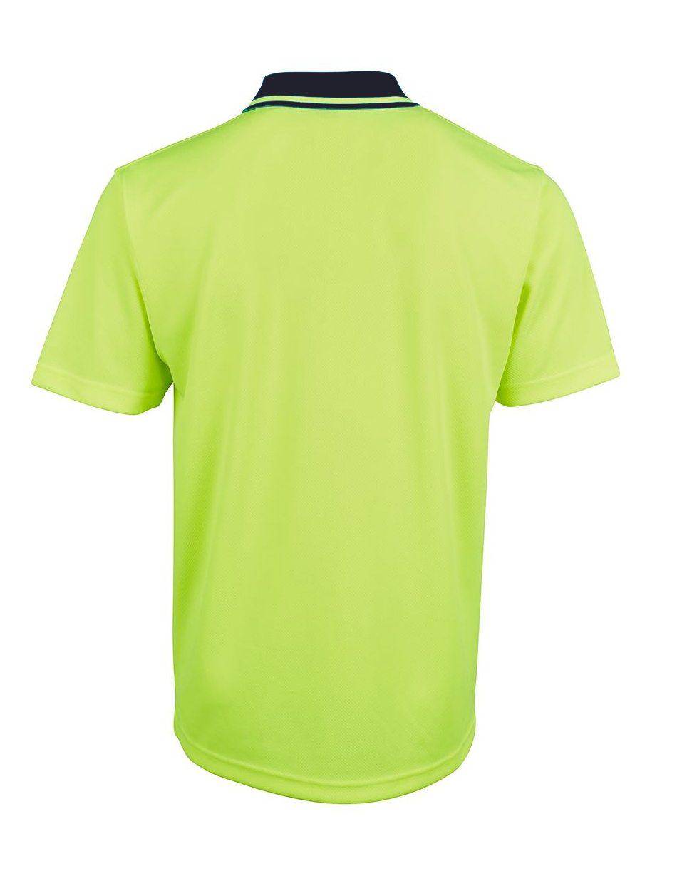 Custom pack of 20 hi vis safety jb s hi vis non cuff for Custom hi vis shirts