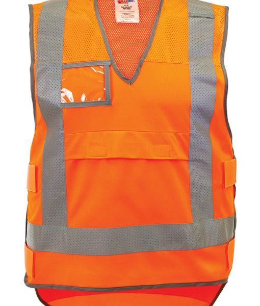 Rail Vest Full Front