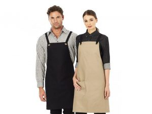 aprons for cafes - apron printing sydney