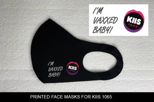 Sydney face mask printing