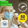Australian made Level 3 Surgical Mask